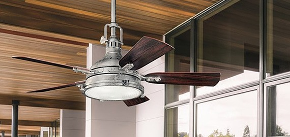 competitive price dfa1f e8b13 Ceiling and Portable Fans | Lighting Design Experts