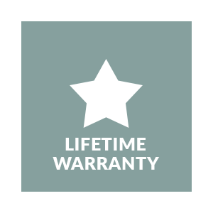 Lifetime Warranty - On All Products