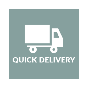 Quick Delivery - On All Products