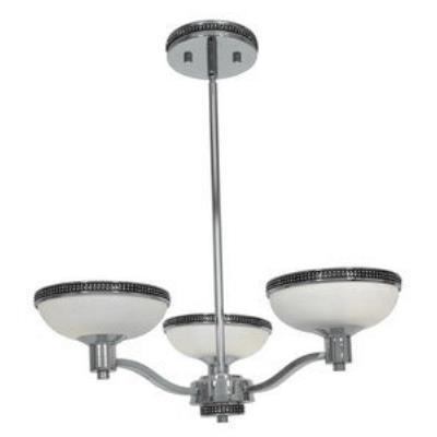 Access Lighting 23869-CH/OPL Onyx - Three Light Pendant