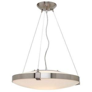 Luna - One Light Pendant/Semi-Flush Mount
