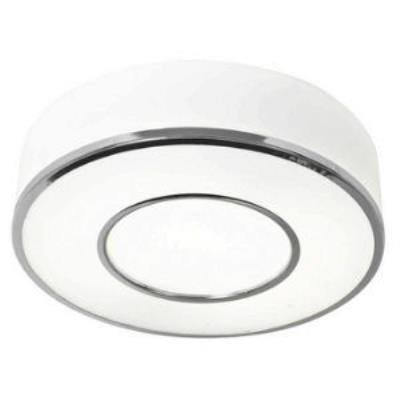 Access Lighting 50143-CH/OPL Aero-- One Light Flush Mount