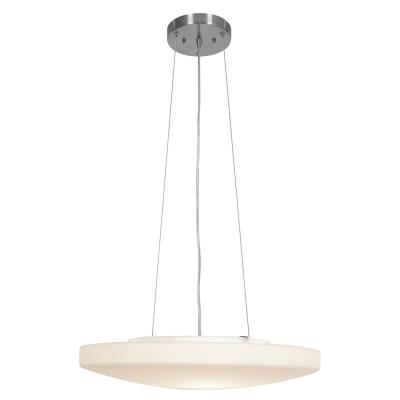 Access Lighting 50163-BS/OPL Orion - Three Light Pendant