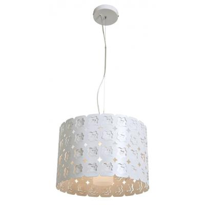 Access Lighting 50989-CRM/FST Lacey - One Light Cable Pendant
