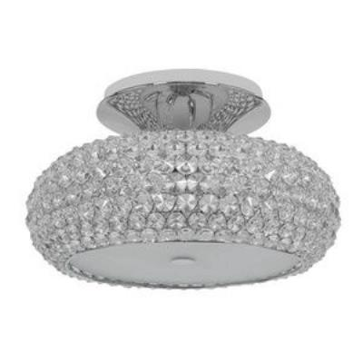 Access Lighting 51003-CH/CCL Kristal - Six Light Semi-Flush Mount