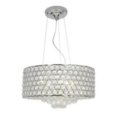 Access Lighting 51004-CH/CCL Kristal - Six Light Cable Pendant