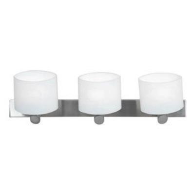 Access Lighting 62263-BS/OPL Vapor  - Three Light Bath Vanity
