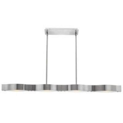 Access Lighting 62316 Titanium - Four Light Semi-Flush Mount