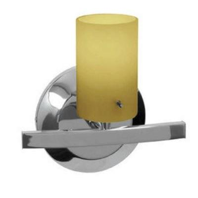 Access Lighting 63811-47-CH/AMB Classical - One Light Wall Sconce