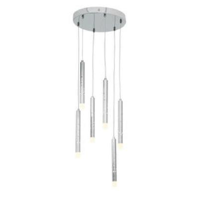 Access Lighting 70050LED-CH/ACR Rain- LED Pendant