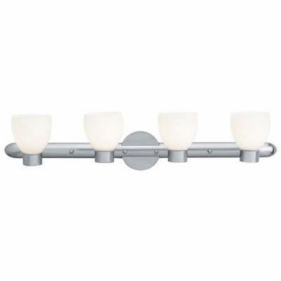Access Lighting C23904CHOPLEN1418BS Frisco - Four Light Vanity/Wall Sconce