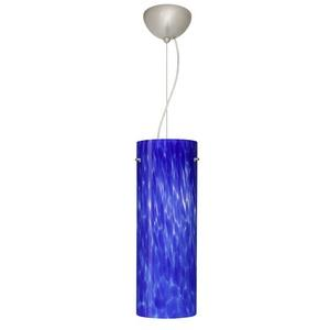 Tondo 18 - One Light  Pendant with Dome 1-Cable Canopy