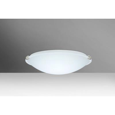 Besa Lighting Trio 12 Ceiling Trio 12 - One Light Flush Mount