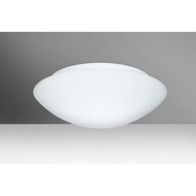 Besa Lighting Nova 16 Ceiling Nova 16 - Three Light Flush Mount