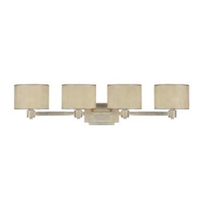 Capital Lighting 1009WG-410 Luna - Four Light Bath Vanity