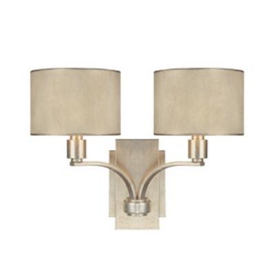 Capital Lighting 1027WG-410 Luna - Two Light Wall Sconce