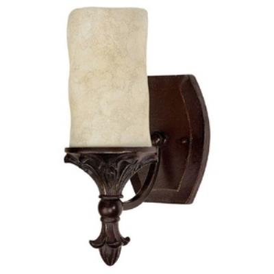 Capital Lighting 1041MBZ-125 Mediterranean - One Light Wall Sconce
