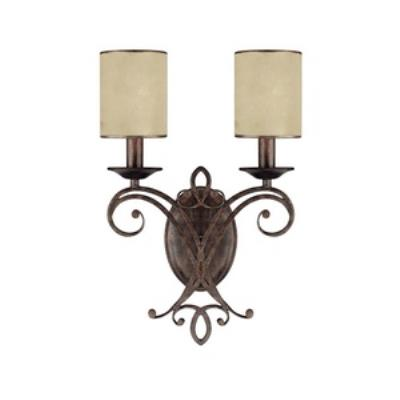 Capital Lighting 1116RT-510 Reserve - Two Light Wall Sconce