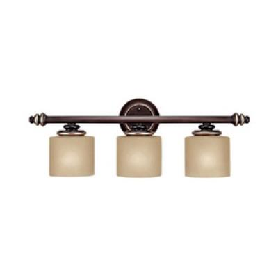 Capital Lighting 1133CZ-296 Park Place - Three Light Bath Vanity