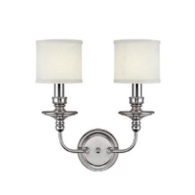 Capital Lighting 1232PN-451 Midtown - Two Light Wall Sconce