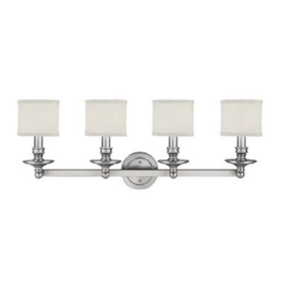 Capital Lighting 1239MN-451 Loft - Four Light Vanity