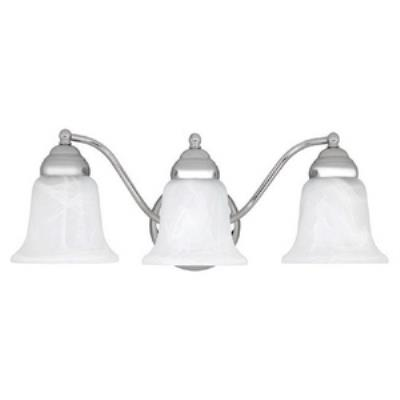 Capital Lighting 1363CH-117 Three Light Bath Vanity