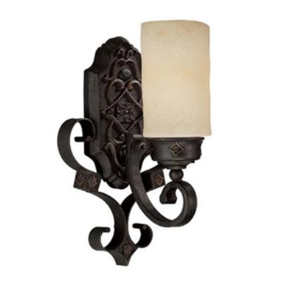 Capital Lighting 1906RI-125 River Crest - One Light Wall Sconce