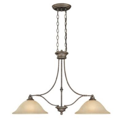 Capital Lighting 3417CS Belmont - Two Light Island