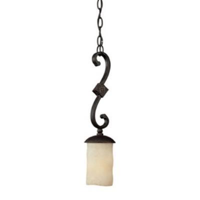 Capital Lighting 3601RI-125 River Crest - One Light Mini-Pendant