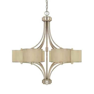 Capital Lighting 3936WG-470 Lenox - Six Light Chandelier