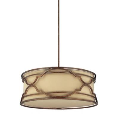 Capital Lighting 4058BD-540 Luciana - Six Light Pendant