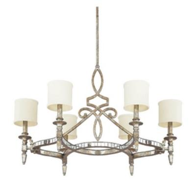 Capital Lighting 4087SG-535 Palazzo - Six Light Chandelier