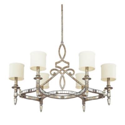 Capital Lighting 4087SG-535 Palazzo - Six Light Chandelier
