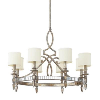 Capital Lighting 4088SG-535 Palazzo - Eight Light Chandelier