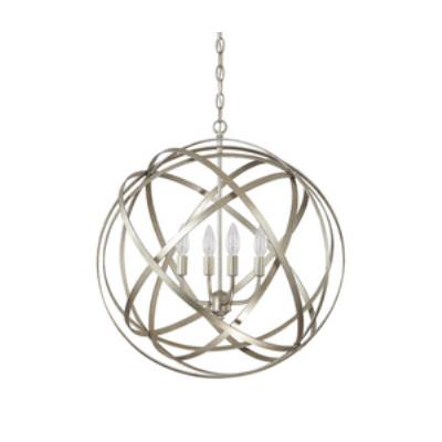 Capital Lighting 4234WG Axis - Four Light Pendant