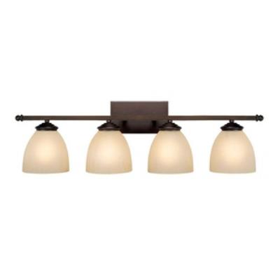 Capital Lighting 8404BB-201 Chapman - Four Light Vanity