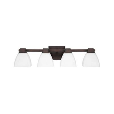 Capital Lighting 8514BB-216 Four Light Bath Bar