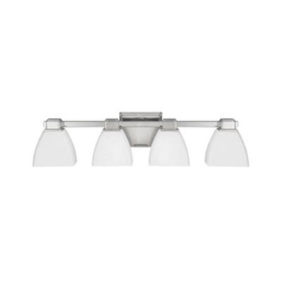 Capital Lighting 8514PN-216 Four Light Bath Bar