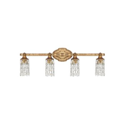 Capital Lighting 8524AG-CR Blakely - Four Light Bath Bar