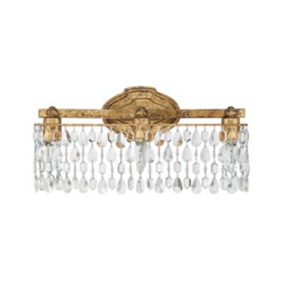 Capital Lighting 8528AG-CR Blakely - Three Light Bath Bar