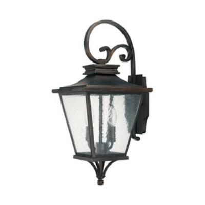 Capital Lighting 9462OB Gentry - Two Light Outdoor Wall Lantern