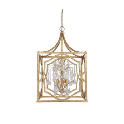 Capital Lighting 9483AG-CR Blakely - Six Light Foyer
