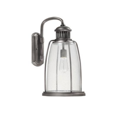 Capital Lighting 9633GR Harbour - One Light Outdoor Wall Lantern