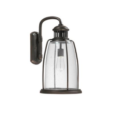 Capital Lighting 9633OB Harbour - One Light Outdoor Wall Lantern