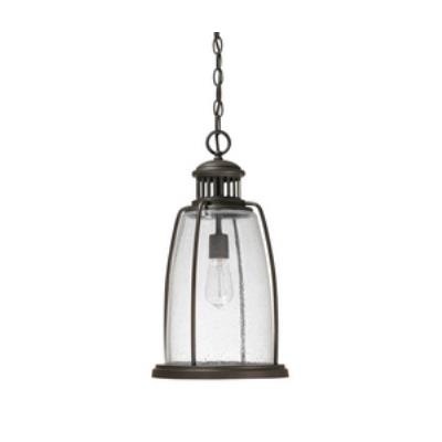 Capital Lighting 9636OB Harbour - One Light Outdoor Hanging Lantern
