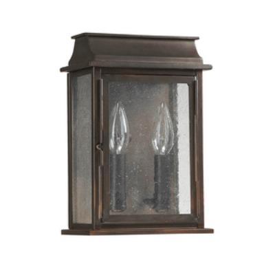 Capital Lighting 9661OB Bolton - Two Light Outdoor Wall Lantern