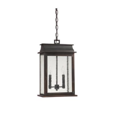 Capital Lighting 9666OB Bolton - Two Light Outdoor Hanging Lantern