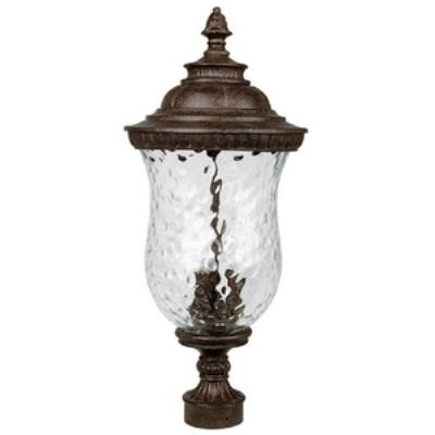 Capital Lighting 9785TS Ashford - Three Light Outdoor Post