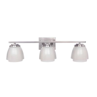 Craftmade Lighting 14628BNK3 Piedmont - Three Light Bath Bar
