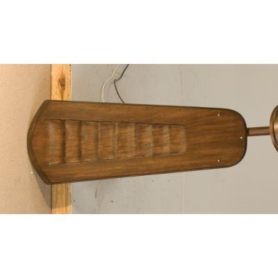 "Craftmade Lighting B556C-1 Custom Scalloped - 56"" Blade"